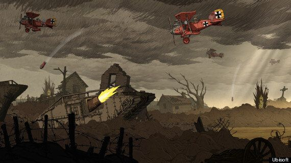 'Valiant Hearts' Interview: Remembering WW1 With A Video
