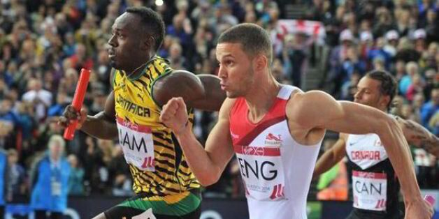 Turns Out Usain Bolt Is Beatable After