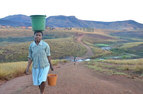 Inspiring Change for Women With Water and