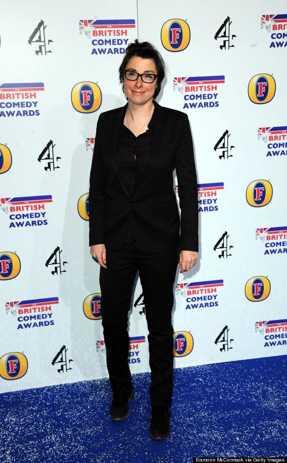 Sue Perkins Confesses To Jonathan Ross: 'I Almost Turned Down The Great British Bake