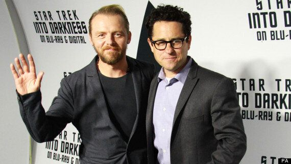 Simon Pegg Drops Biggest Hint Yet That His Friend JJ Abrams May Have Found Him A 'Star Wars'