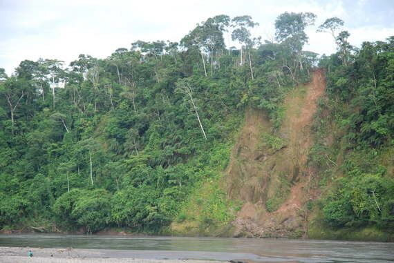 Indigenous Leader Denounces Peru's Camisea Gas Project