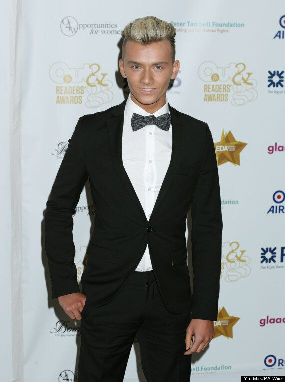 'TOWIE' Star Harry Derbidge Opens Up About Decade-Long Eating Disorder