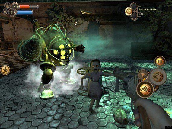 BioShock On iPhone And iPad Is Now