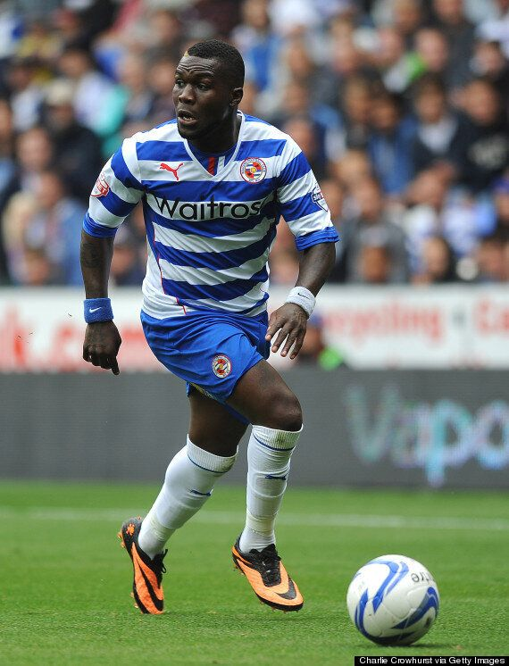 Royston Drenthe Treats Reading Fans To Fifa Tournament At His