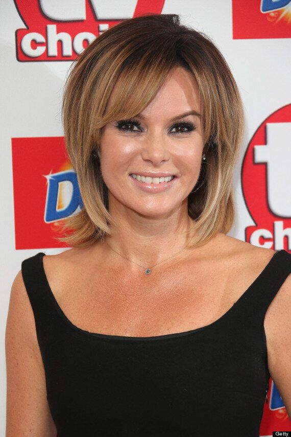 Amanda Holden: 'I Was Sexually Assaulted By Famous Comedian During Les Dennis