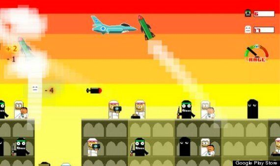 'Bomb Gaza' Android Game In Google's Play Store Causes Justifiable