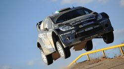 LOOK: Brit Evans Claims Best World Rally Finish In