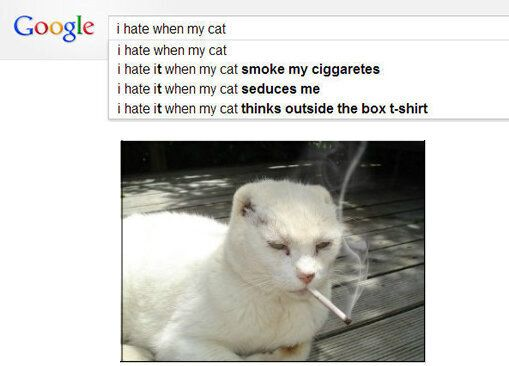 10 Things That You All Hate (Funny Google