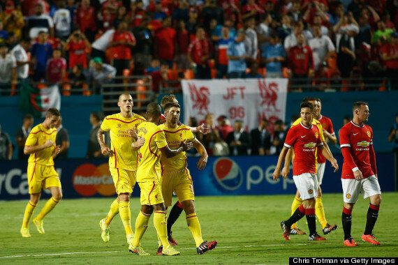 Manchester United 3-1 Liverpool: International Champions Cup Final Talking