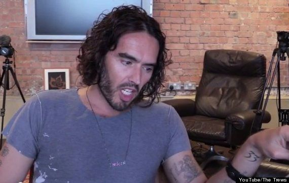Russell Brand Vs Sean Hannity: Comedian Reacts To YouTube