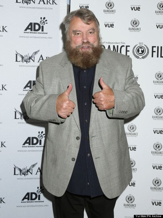 'Doctor Who': Brian Blessed Reveals He Turned Down Time Lord