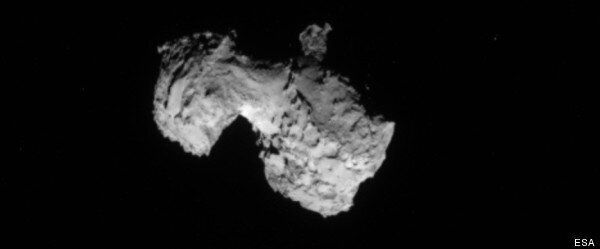 Rosetta Space Craft To 'Rendezvous' With
