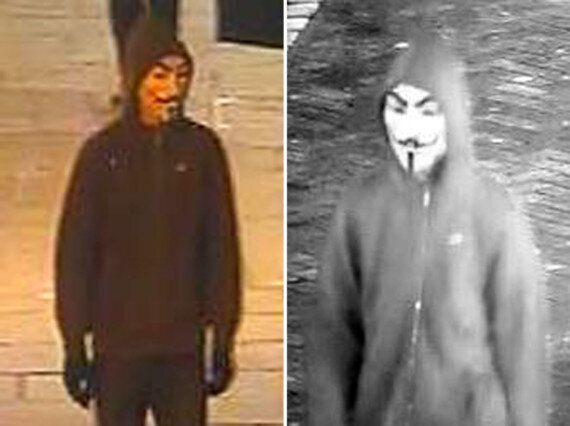 Vendetta Masked Man Terrorises Female Students In Canterbury,