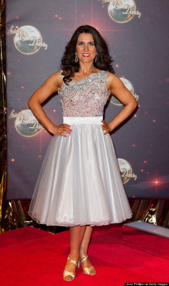 Susanna Reid To Be Replaced On 'BBC Breakfast' By 'Strictly Come Dancing' Co-Star Rachel