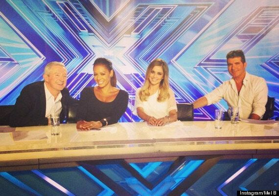 Simon Cowell Misses 'X Factor' Arena Auditions... But Cheryl Cole And Louis Walsh Don't Seem To Miss