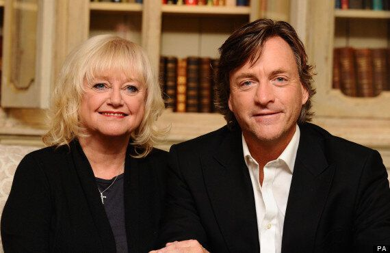Richard Madeley On Comparing Book Sales With Wife Judy Finnigan - 'We're Not Competitive, But... '
