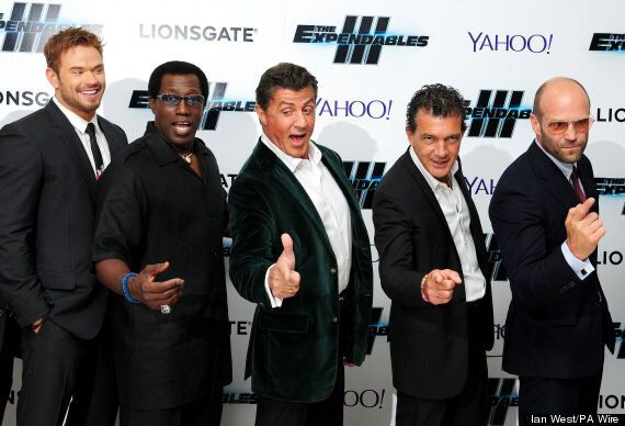 'The Expendables 3': Sylvester Stallone Reveals Jason Statham Nearly Died In Shock Accident During