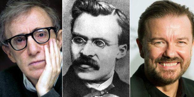 From Woody Allen To Monty Python: 15 Examples Of Nietzsche Inspiring Comedy (QUOTES,