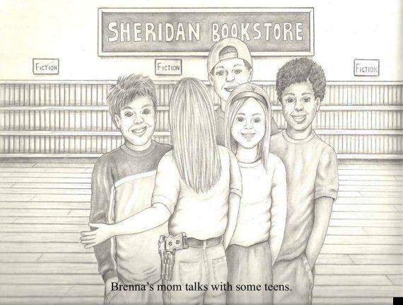 'My Parents Open Carry' Pro-gun Picture Book Is Probably The Worst Children's Book