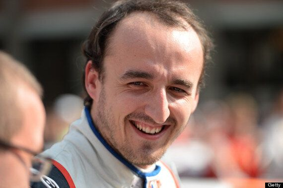 F1 Driver Robert Kubica Steps Up To Full Citroen Team For Rally