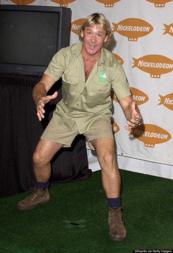 Steve Irwin S Last Words Cameraman Justin Lyons Reveals Details Of Crocodile Hunter S Stingray Death Video Huffpost Uk