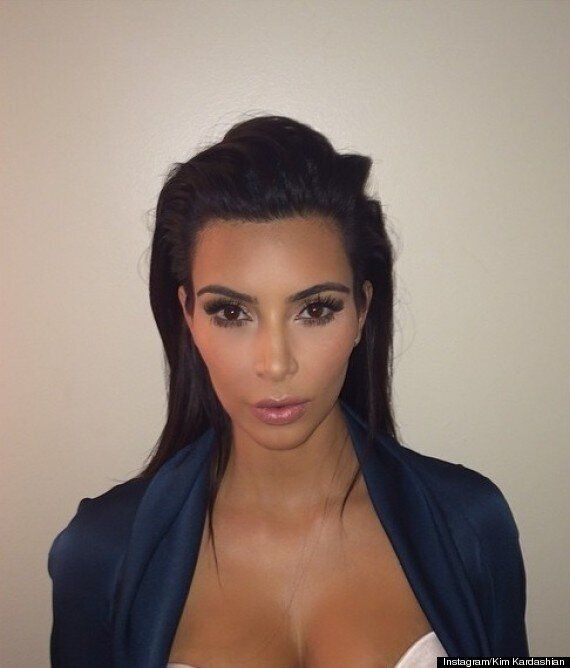 Kim Kardashian West Shares Most Flattering Passport Photo Ever, Confirming Name