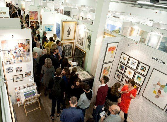 The Three Most Distinctive Art Fairs in London