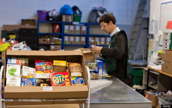 Food Banks Need Urgent Investigation, As Use Triples In ONE YEAR, Charity