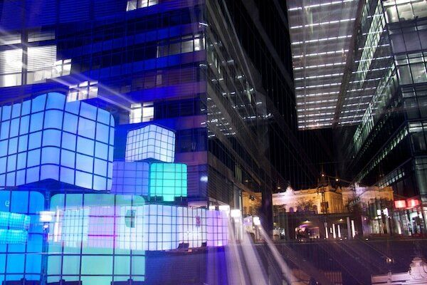 Let There Be Light: Berlin's Festival of Lights Sets Art Capital