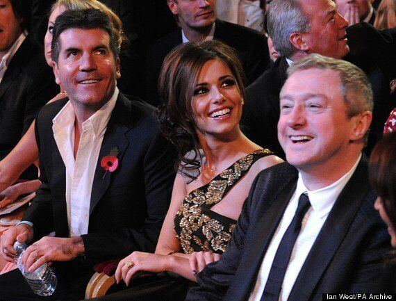 Cheryl Cole Confirms 'X Factor' Return With Instagram Photo Of Her 'Choking' Simon Cowell