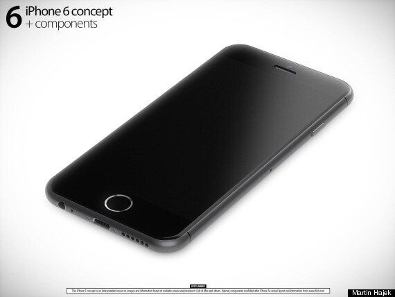 New iPhone 6 Image Combines Every Leak Into One, Glorious