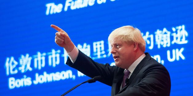 Boris Johnson: 'Definitely' Teach Mandarin In
