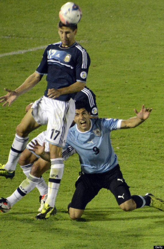 Uruguay 3-2 Argentina: Luis Suárez Accused Of Diving
