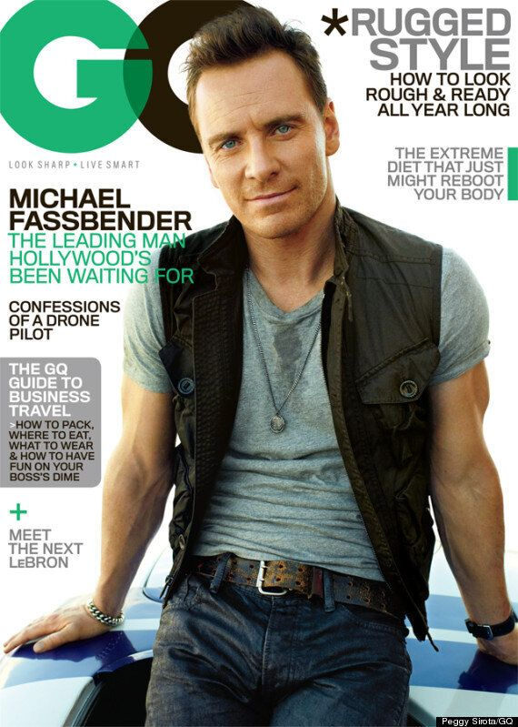Michael Fassbender Reveals Longest Girlfriend Was Two Years, Admits He's 'A Lot More Successful' With...