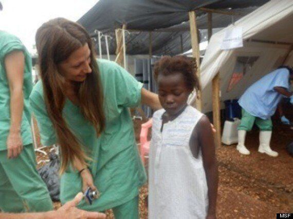 The Western Medics Flying Into The Heart Of The Ebola