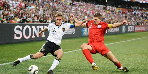 England To Face Germany In November