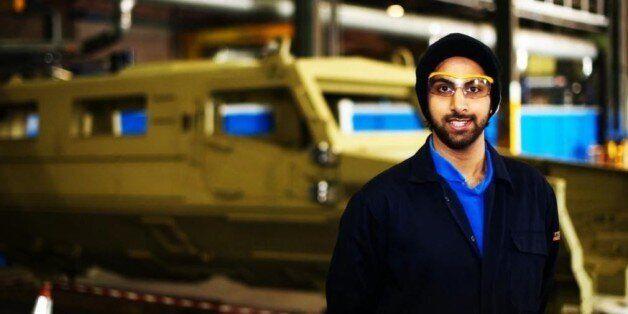 Apprentice of the Week: Mechanical Engineer Yaser