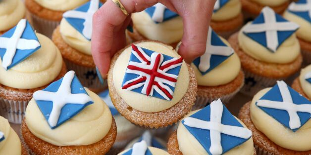 Edinburgh bakery Cuckooâs launch their own referendum opinion poll survey, where you can buy your Yes,...