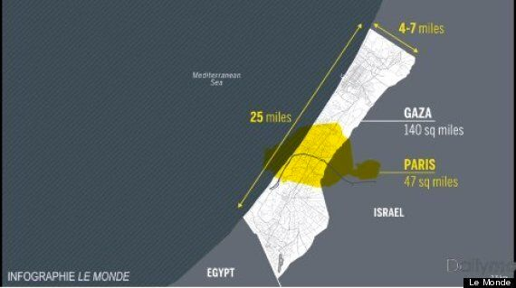 Israeli–Palestinian Gaza Conflict Explained In This Handy Animated