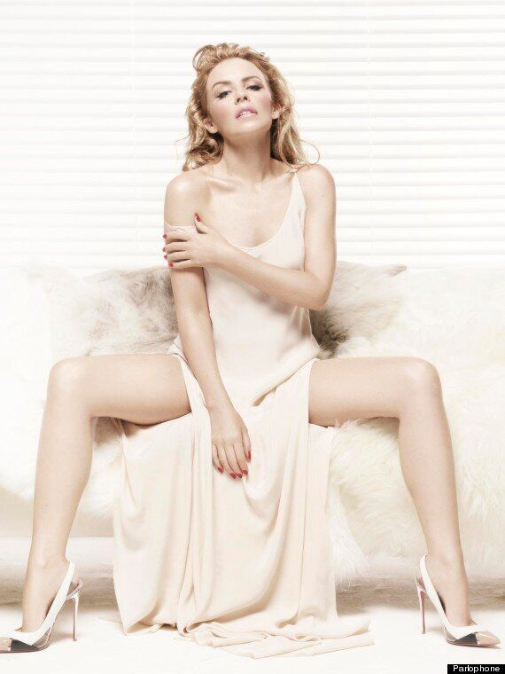 Kylie Minogue Interview: Star Talks New Album 'Kiss Me Once', Her Forthcoming Tour And Collaborating...