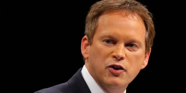 File photo dated 29/09/13 of Conservative Party Chairman Grant Shapps as he has suggested that the BBC...