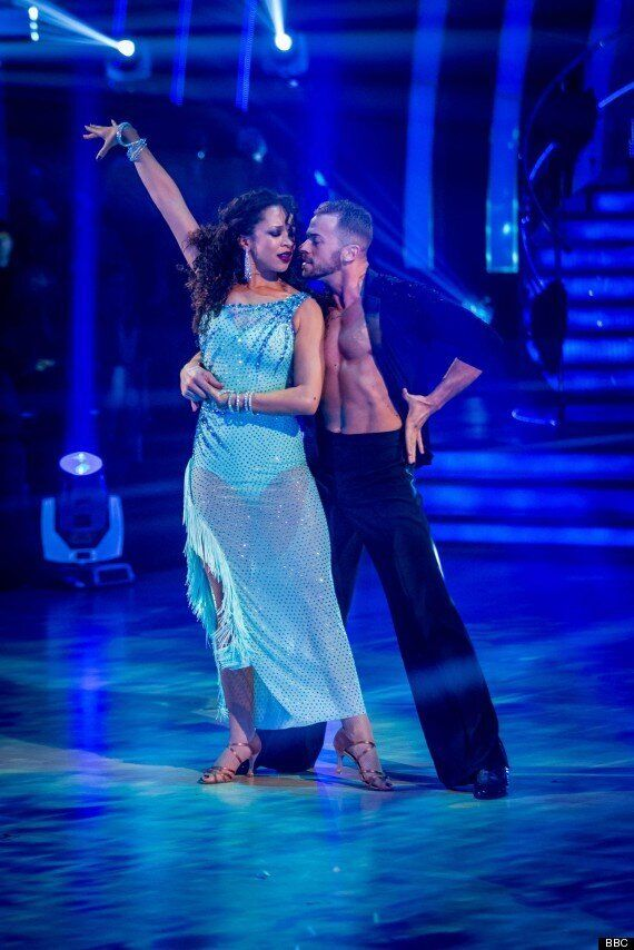 'Strictly Come Dancing': Natalie Gumede May Be Forced To Quit Following Back