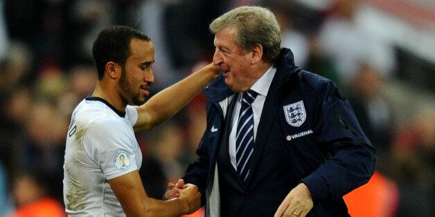 Roy Hodgson Apologises Over Andros Townsend 'Race'