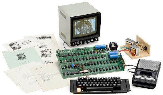Early Apple Photo Shows Stack Of Apple 1 Computers In Corner Of Steve Jobs Bedroom In