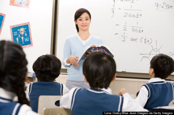 Chinese Maths Teachers Drafted In To Boost British Pupils'