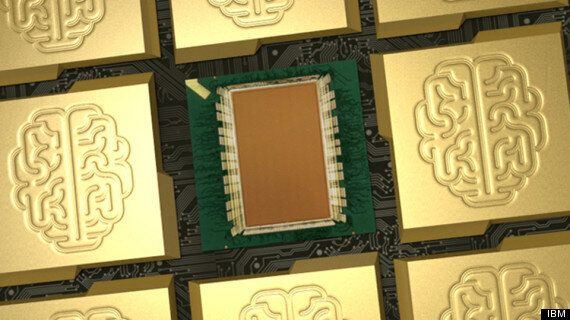 The End Is Nigh? IBM Builds Computer Chip That Thinks Like A