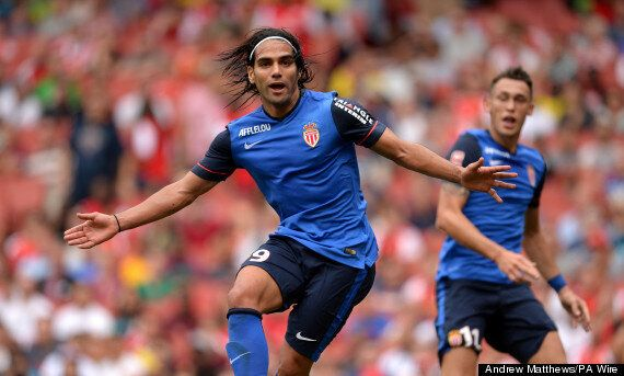 Radamel Falcao, Liverpool Target, Set To Join Real
