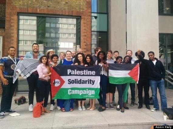 Oxford Students Aren't Pleased With The NUS' Transparency Over That Israel Boycott