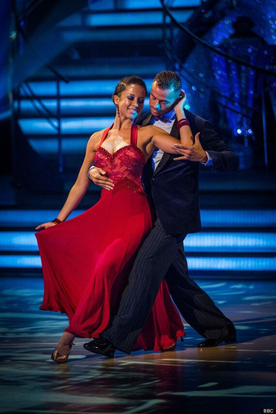 'Strictly Come Dancing': Natalie Gumede STILL Unsure If She Will Dance On Saturday After Back